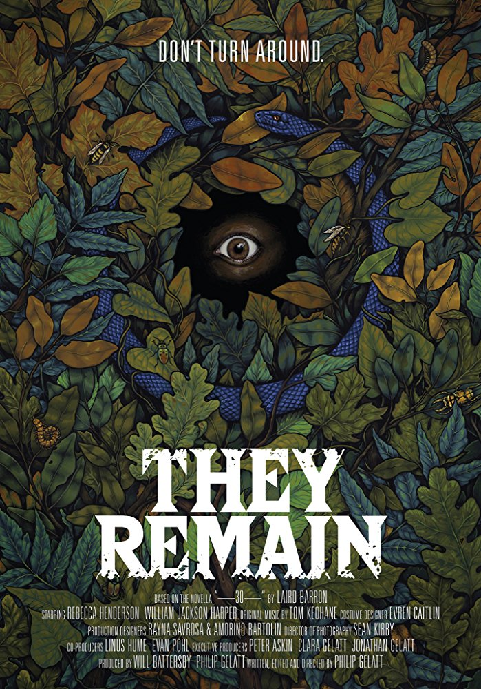 They Remain (2018) HDRip XviD AC3 LLG