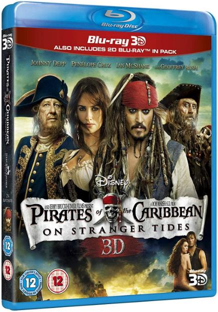 Pirates of The Caribbean-On Stranger Tides (2011) 1080p BluRay x264 Dual Audio [Hindi+English]-DLW