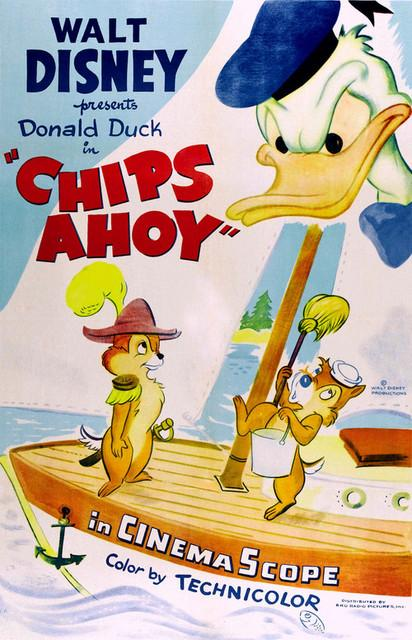 Chips Ahoy (1956) 1080p BluRay H264 AC 3 Remastered-nickarad