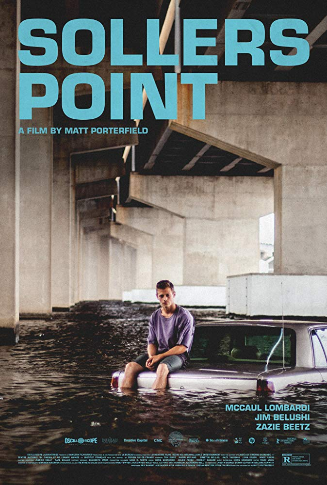 Sollers Point (2018) HDRip AC3 X264-CMRG