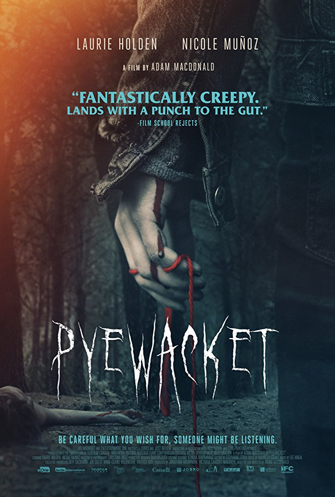 Pyewacket (2017) BRRip XviD AC3-EVO