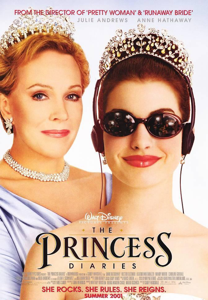 The Princess Diaries 2001 720p BluRay H264 AAC-RARBG
