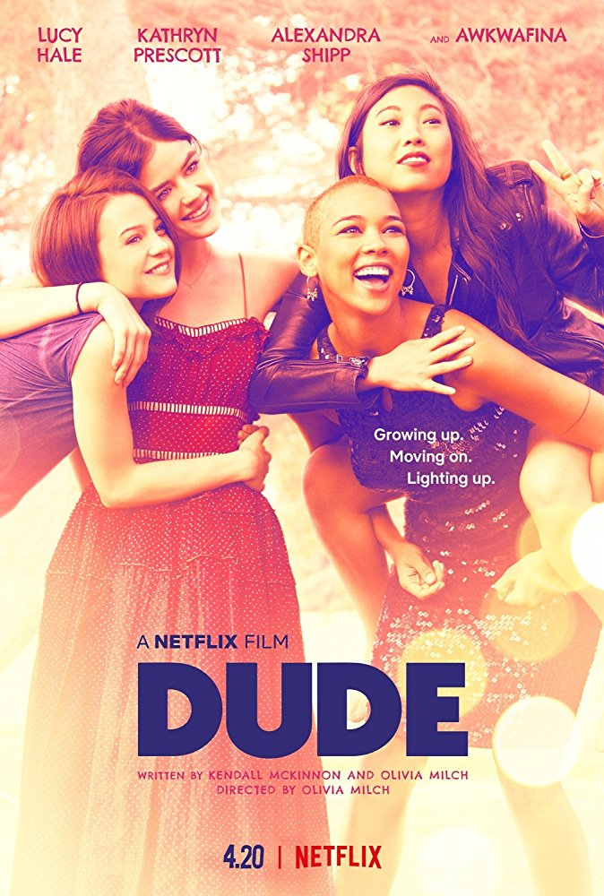 Dude (2018) 720p NF WEB-DL DD5.1 x264-NTG