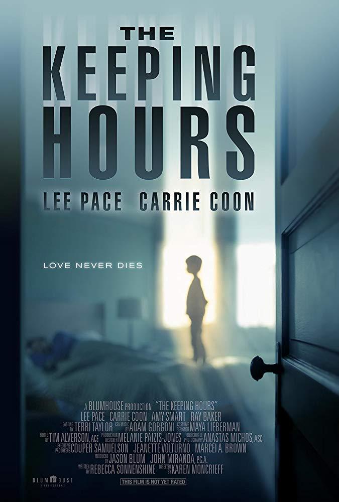 The Keeping Hours (2018) HDRip AC3 X264-CMRG