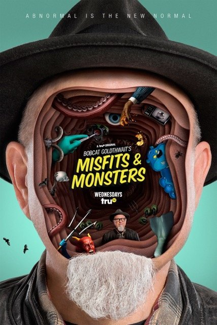 Bobcat Goldthwaits Misfits And Monsters S01E05 HDTV x264-YesTV
