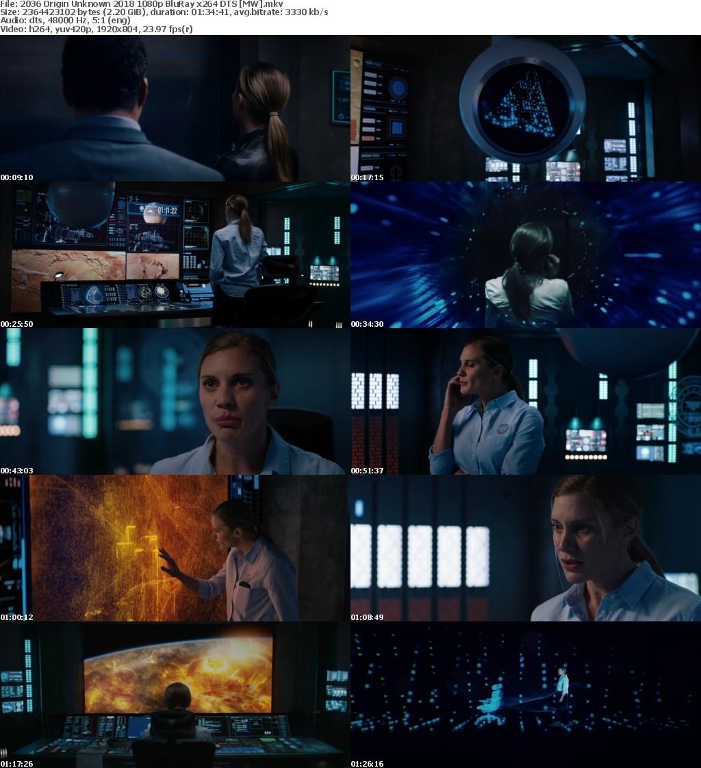 2036 Origin Unknown 2018 1080p BluRay x264 DTS MW
