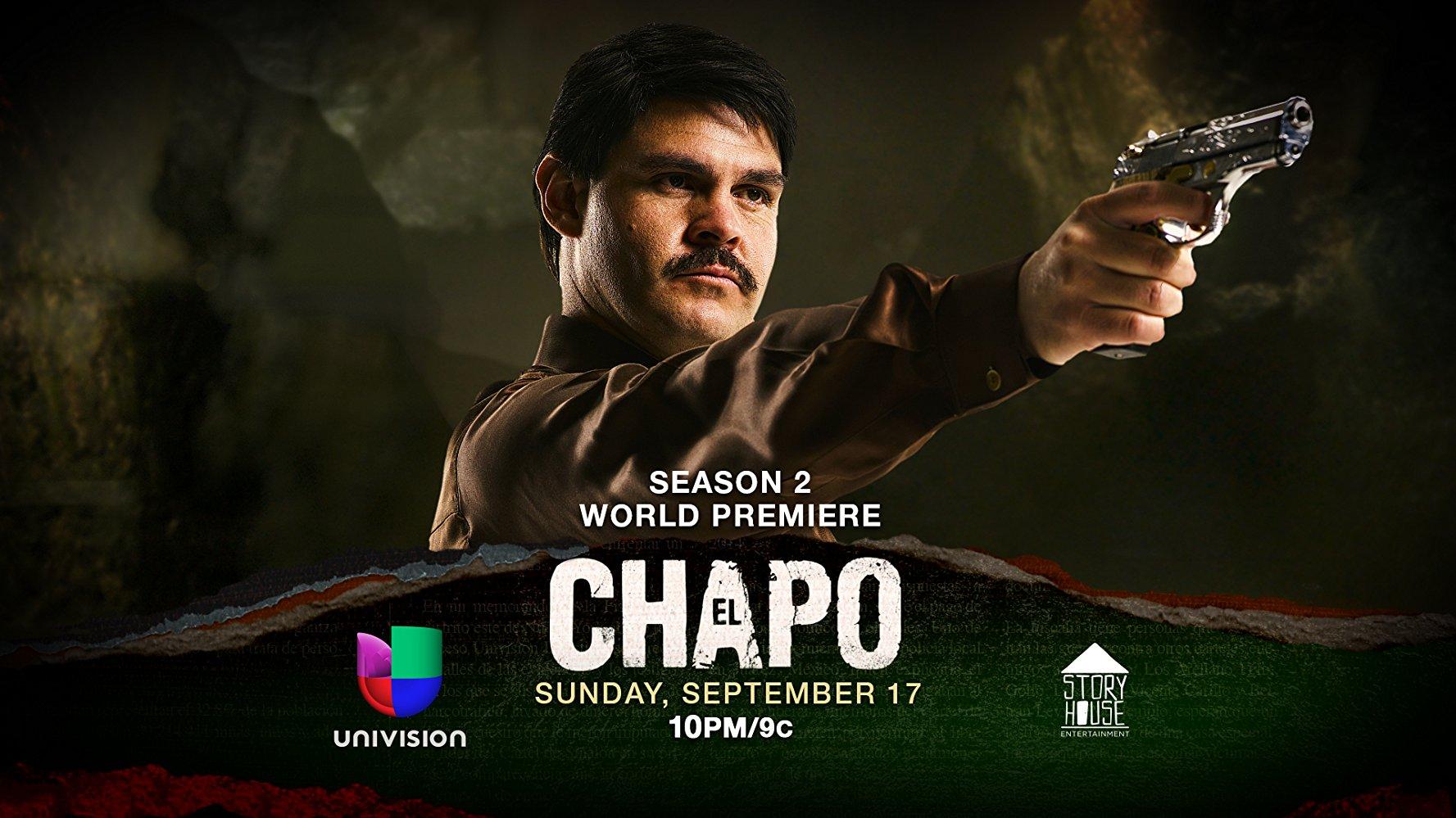 El Chapo S03E06 WEBRip x264-STRiFE