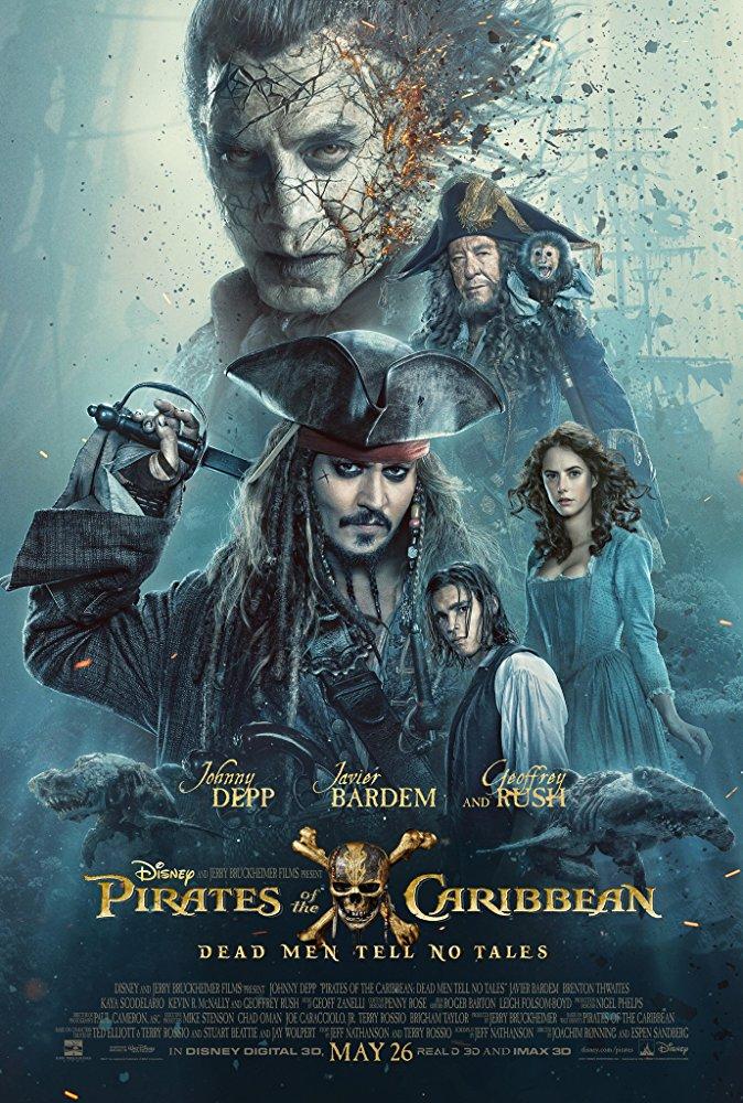 Pirati dei Caraibi - La vendetta di Salazar (2017) BDmux 720p - H264 - Ita Eng Aac