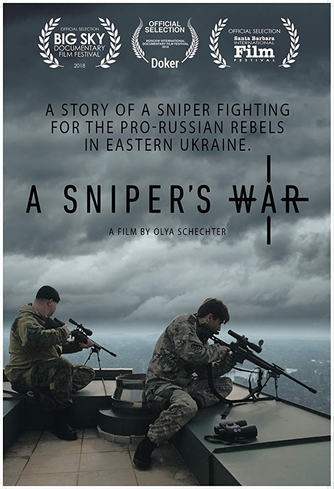 A Snipers War 2018 HDRip XviD-AVID