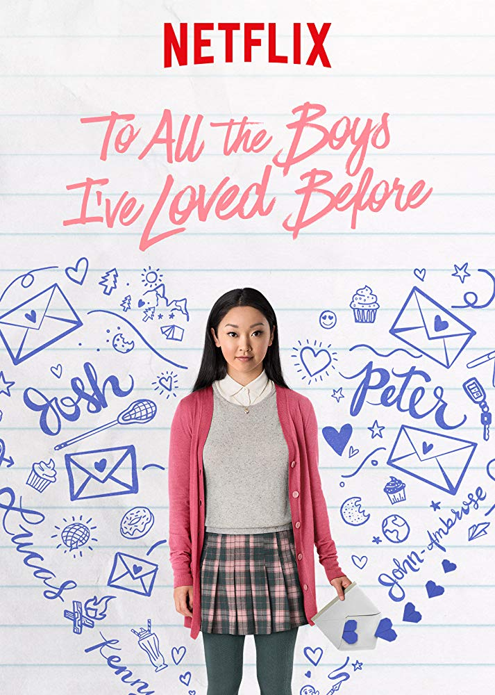 To All the Boys Ive Loved Before 2018 HDRip XviD AC3-EVO