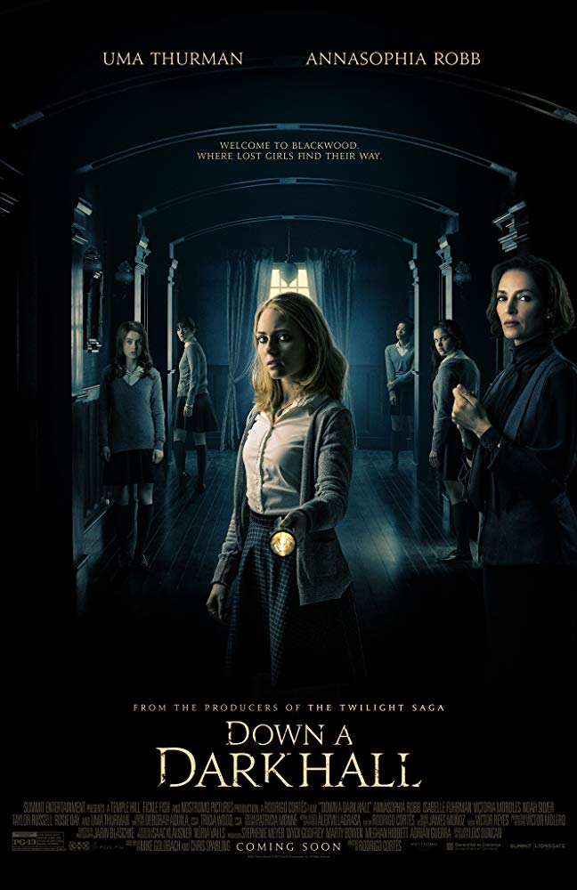 Down a Dark Hall (2018) 720p Web-DL x264 AAC ESubs - Downloadhub