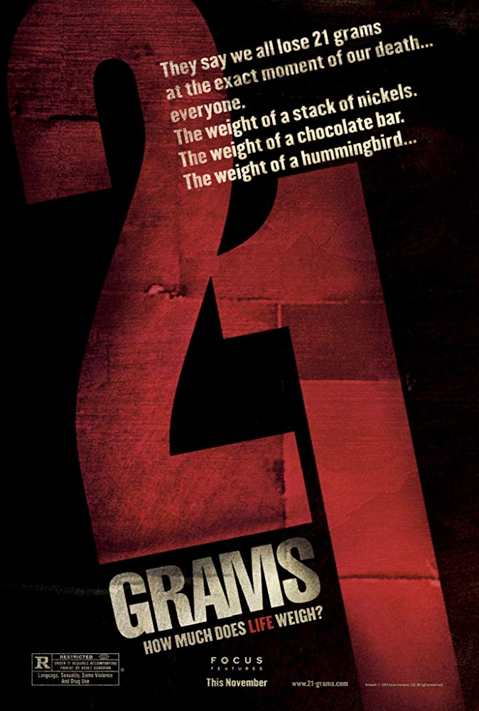 21 Grams (2003) 720p BluRay x264-x0r