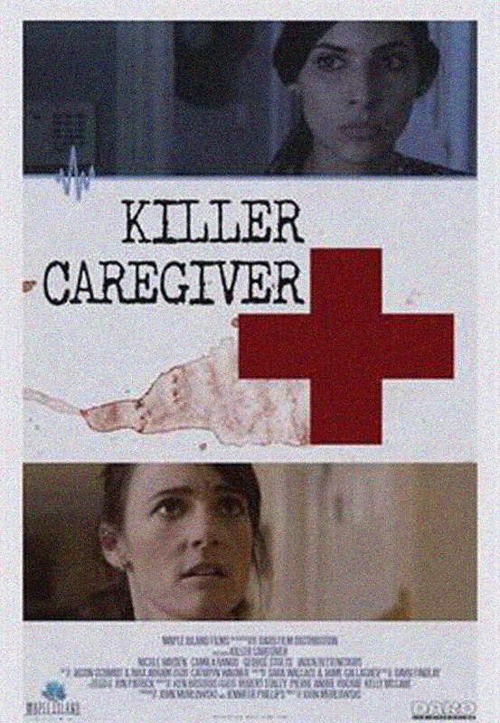 Killer Caregiver (2018) 1080p HDTV x264-W4F
