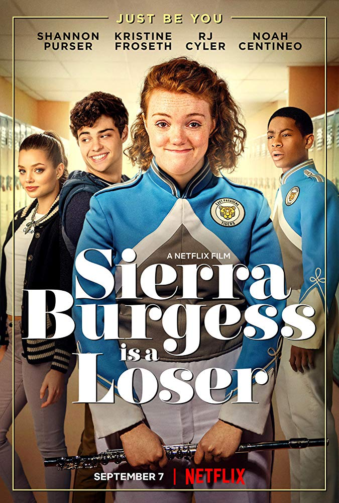 Sierra Burgess Is A Loser (2018) 1080p WEB-DL DD 5.1 x264 MW