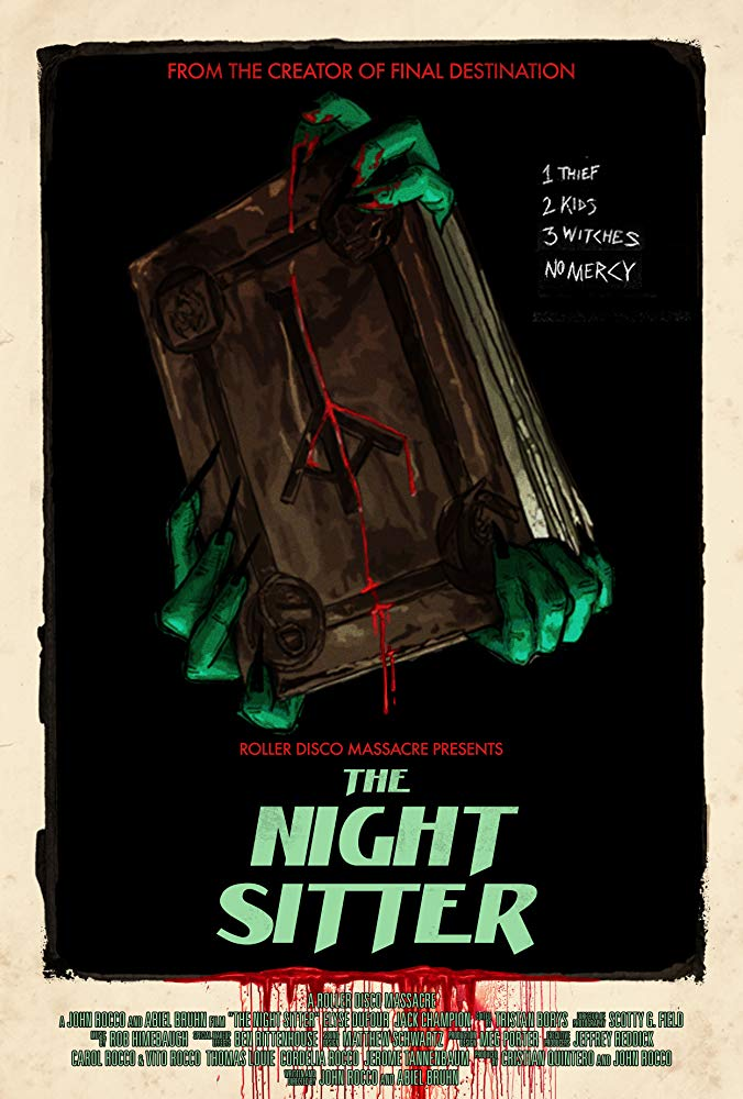 The Night Sitter (2018) HDRip XviD AC3 - SHADOW