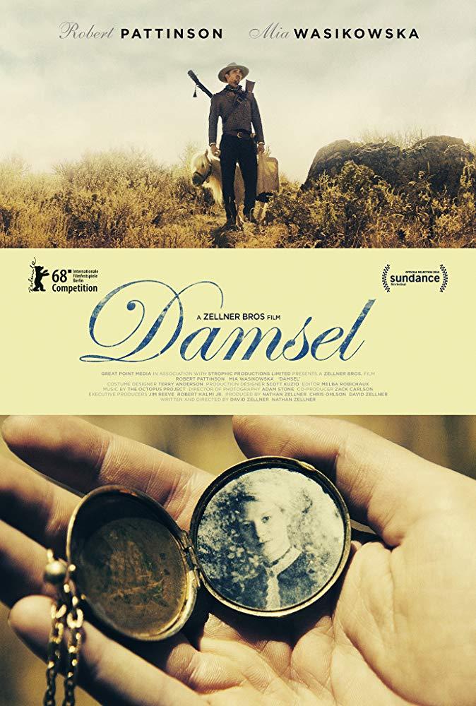 Damsel (2018) HDRip AC3 X264-CMRG