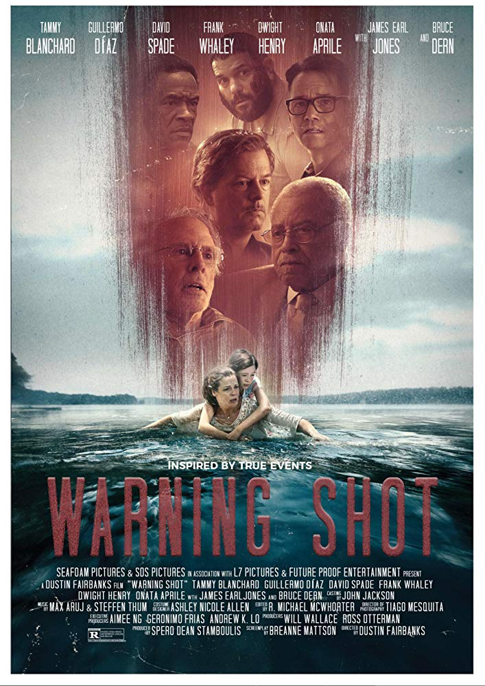Warning Shot (2018) HDRip XViD-ETRG