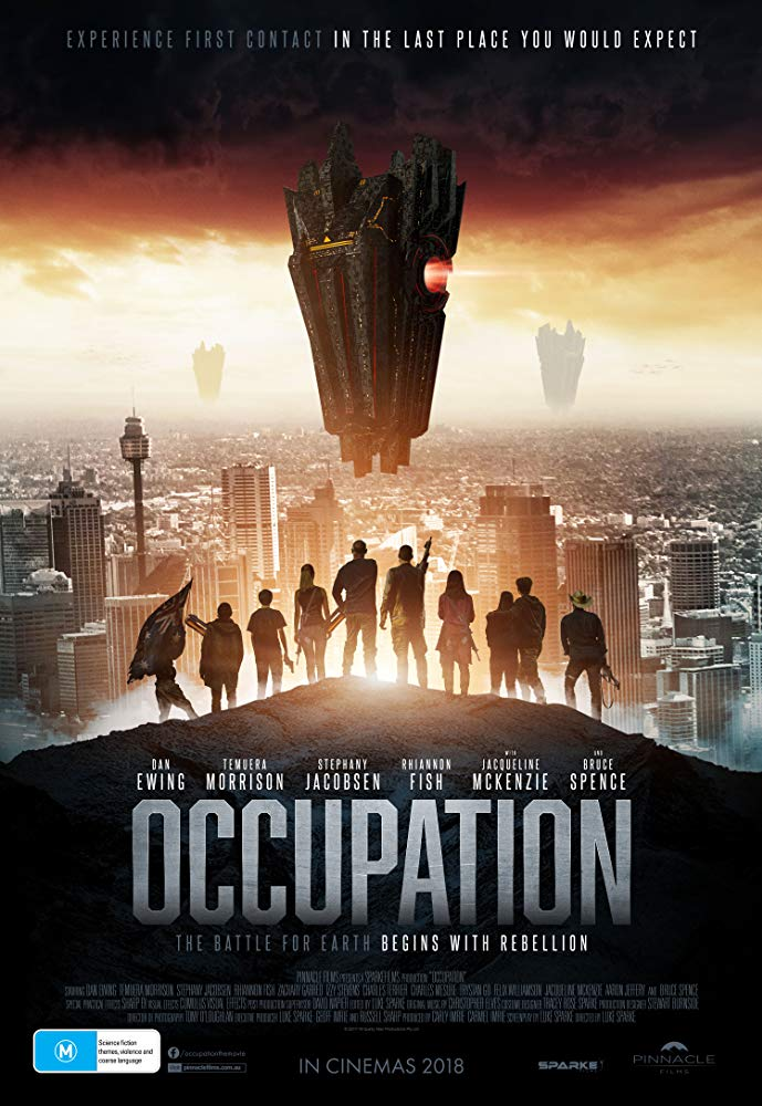 Occupation (2018) BRRip AC3 X264-CMRG
