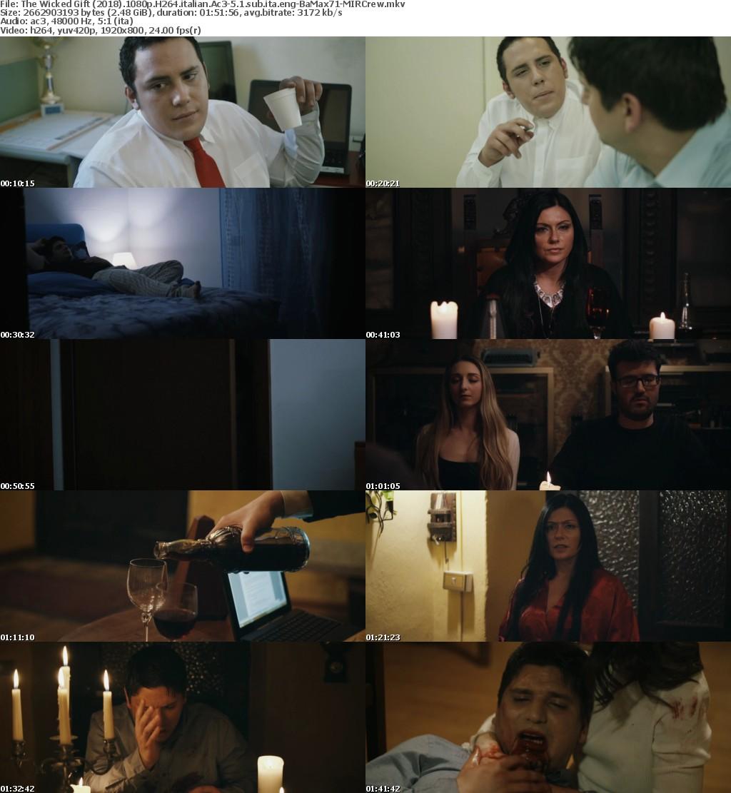 The Wicked Gift (2018) 1080p BRRip H264 italian Ac3-5.1 sub ita eng-BaMax71-MIRCrew