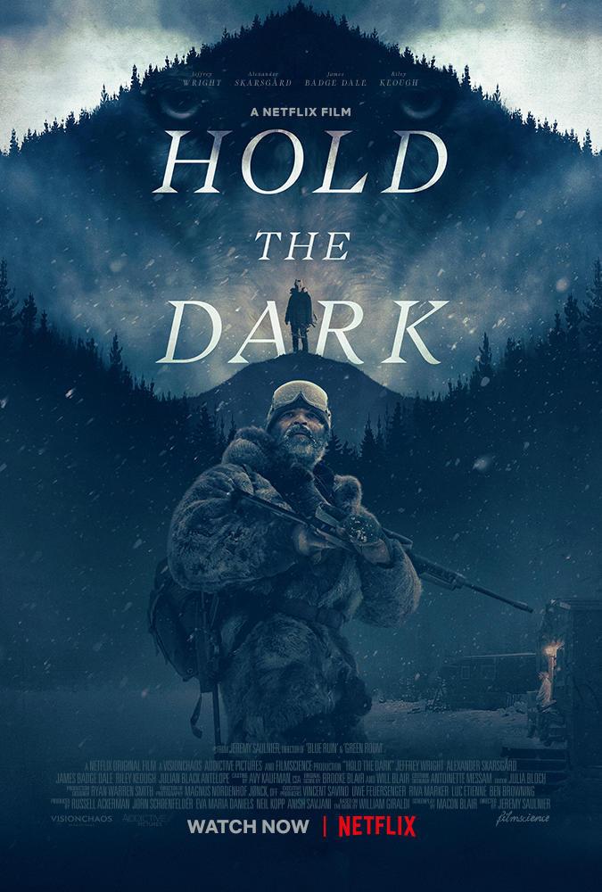 Hold the Dark (2018) 720p WEB-DL x264 ESub MW