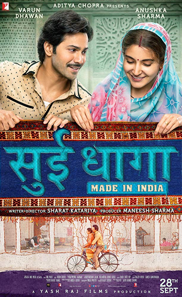 Sui Dhaaga Made in India 2018 Hindi PRE-H264-AC3 5 1-Zi$t