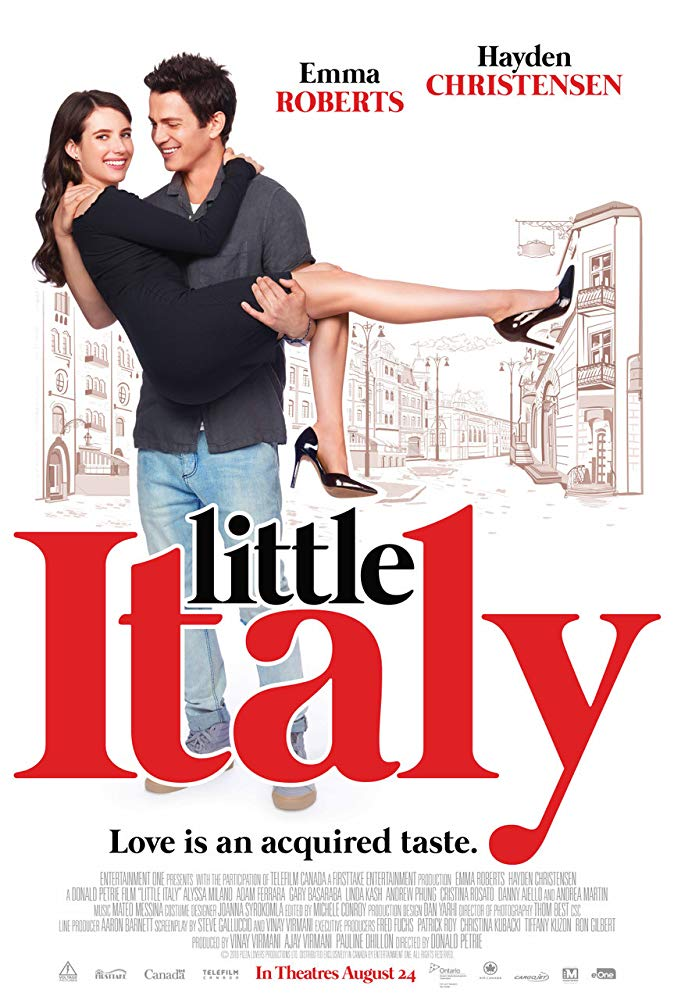 Little Italy (2018) HDRip XviD AC3-EVO