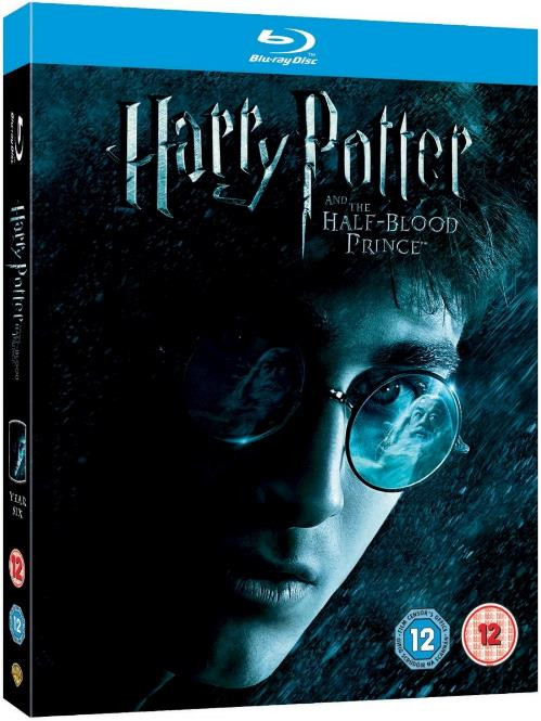 Harry Potter and the Half Blood Prince (2009) 1080p BluRay x264 Dual Audio Hindi English DD 5.1 E...