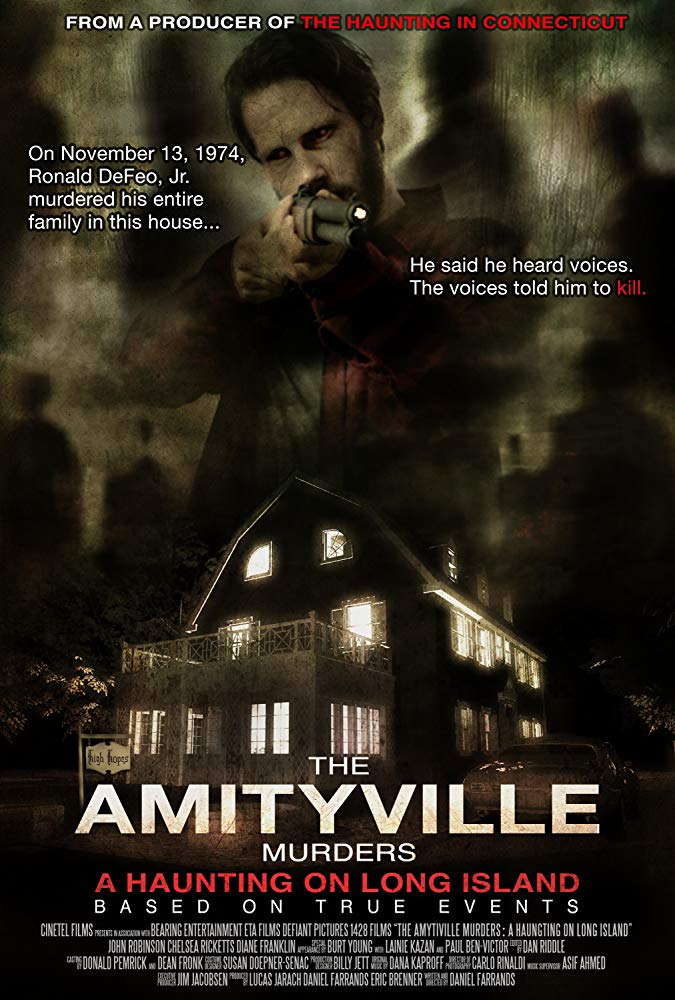 The Amityville Murders (2018) HDRip XviD AC3-EVO
