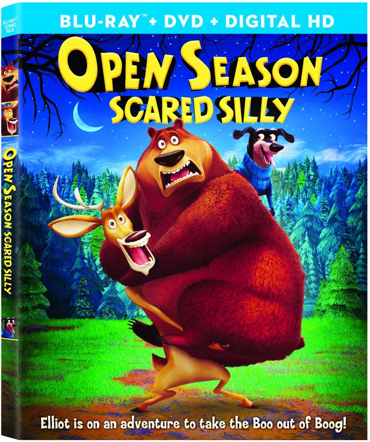 Open Season Scared Silly (2015) 1080p BluRay H264 AAC-RARBG