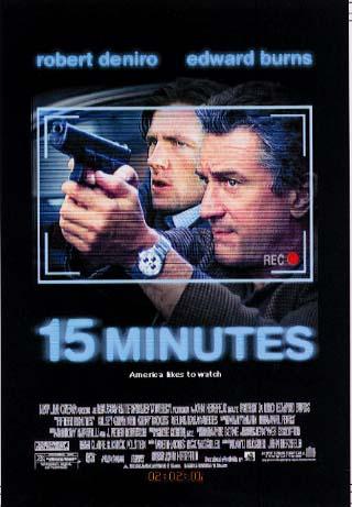 15 Minutes 2001 BRRip XviD MP3-XVID