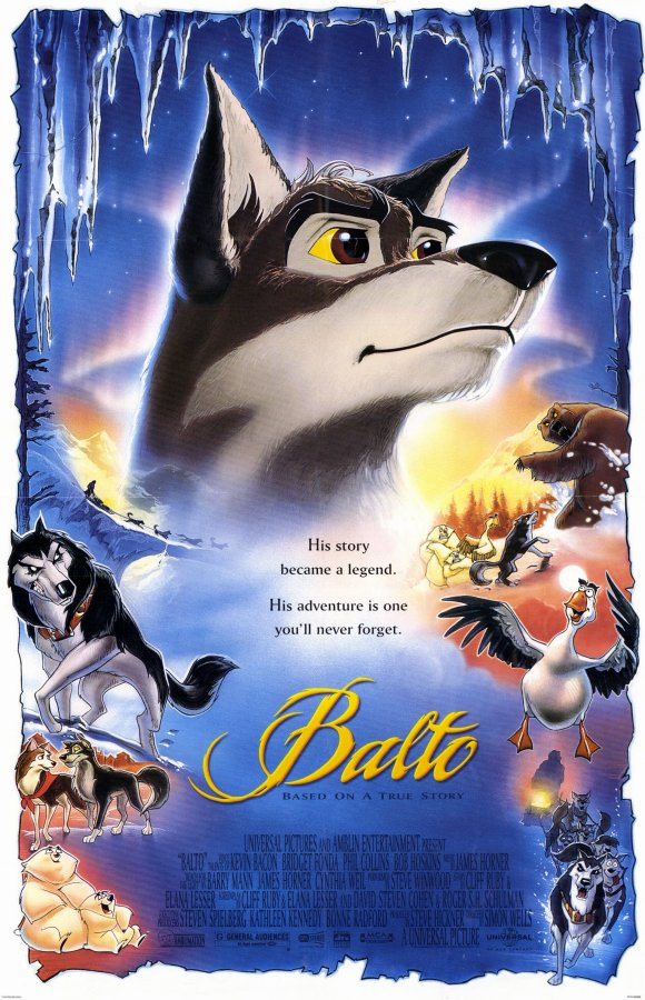 Balto (1995) 1080p BluRay H264 AAC-RARBG