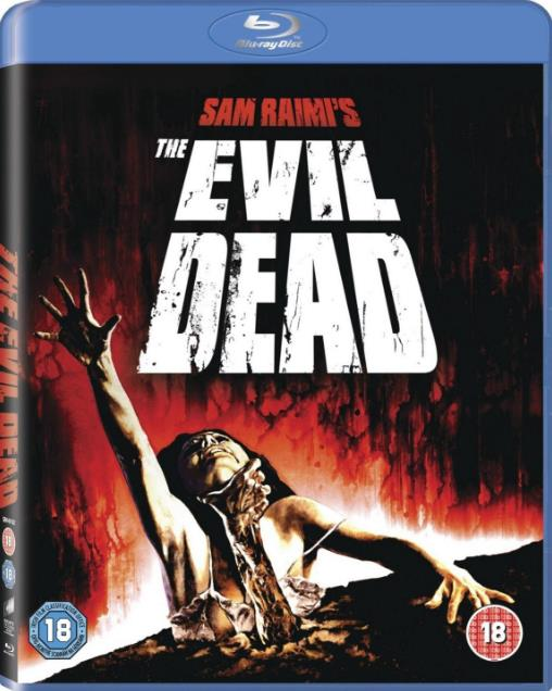 The Evil Dead (1981) REMASTERED 720p BluRay H264 AAC-RARBG
