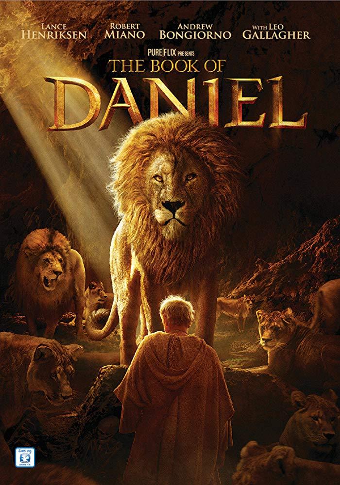 The Book Of Daniel 2013 BRRip XviD MP3-XVID