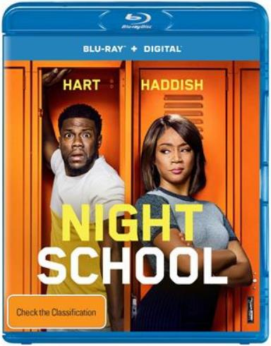 Night School (2018) 720p HDTS x264 MW