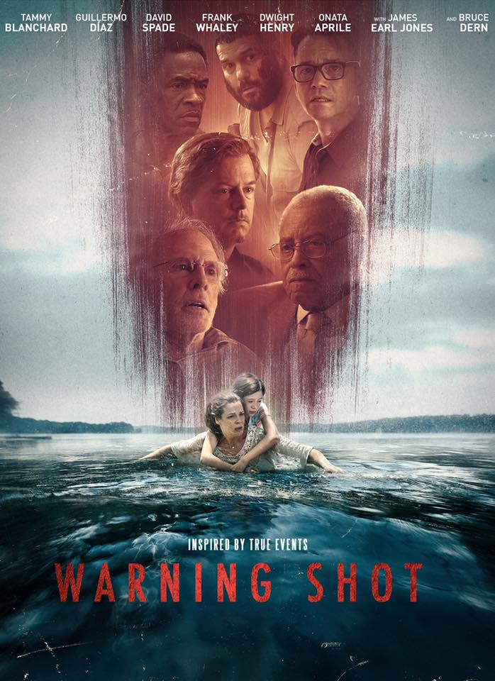 Warning Shot (2018) 720p BRRip x264 ESub MW