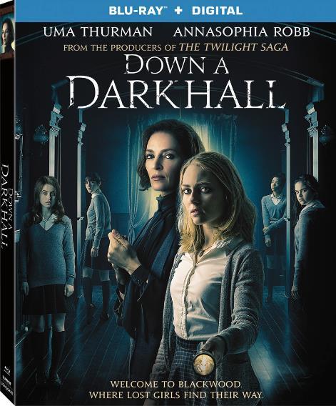Down a Dark Hall (2018) 720p BluRay x264-PSYCHD