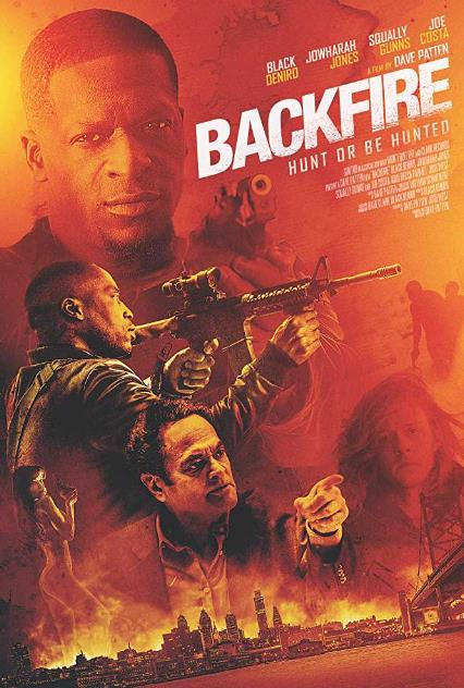 Backfire (2017) HDRip HC AC3 X264-CMRG