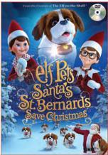 Elf Pets Santas St Bernards Save Christmas (2018) DVDRip x264 - SHADOW[TGx]