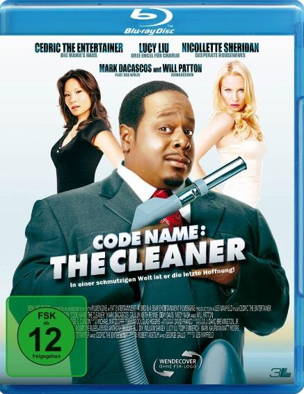 Codename The Cleaner (2007) 720p BluRay H264 AAC-RARBG