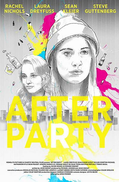 After Party (2017) HDRip XviD AC3-EVO