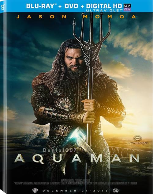 Aquaman (2018) HDCAM ENG X264 AC3 HQMic Hive-CM8
