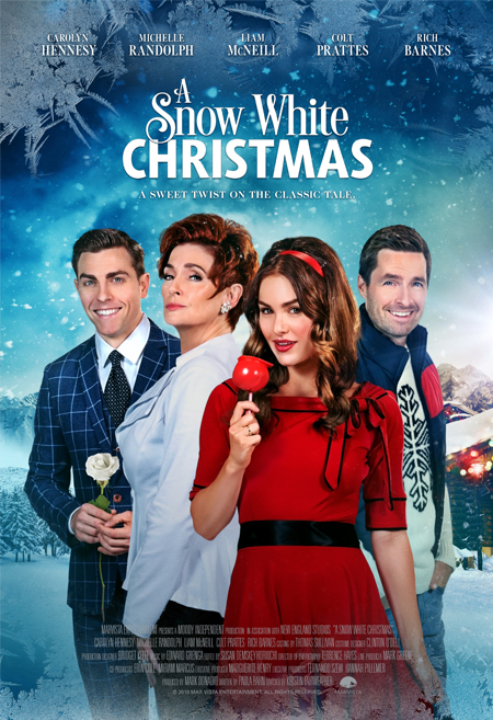 A Snow White Christmas (2018) 720p HDTV X264 - SHADOW