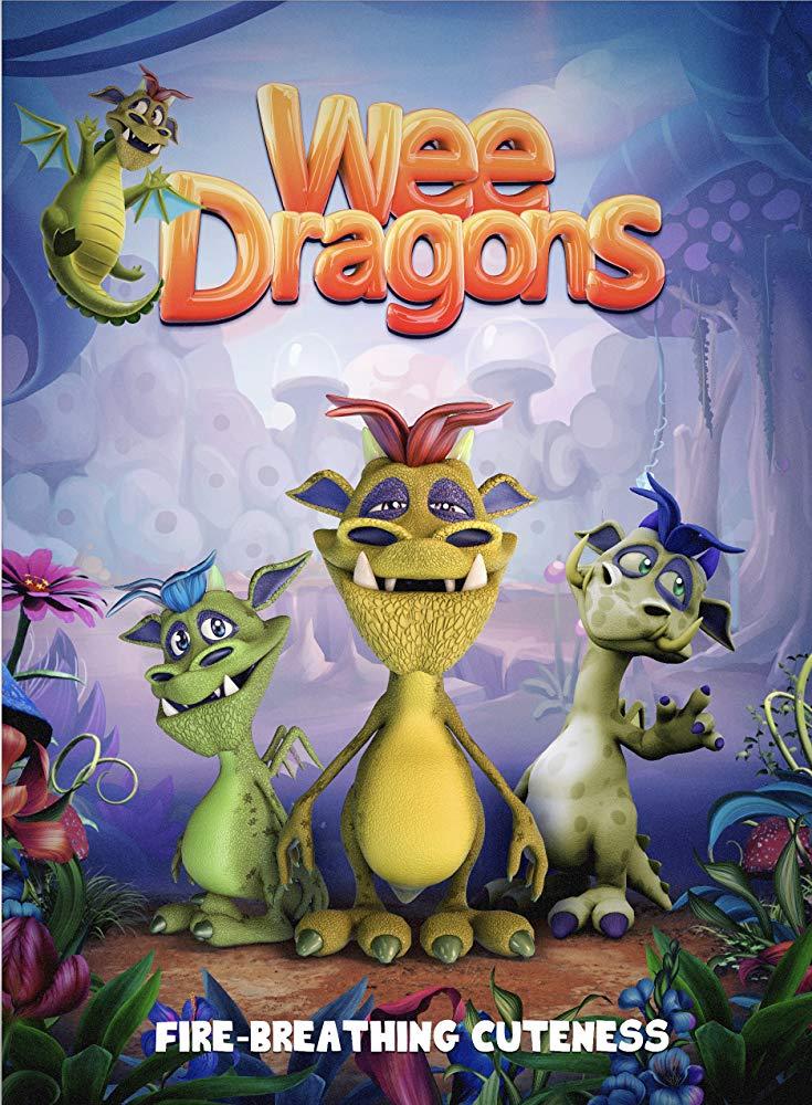 Wee Dragons 2018 1080p AMZN WEB-DL DDP2 0 H264-CMRG[EtHD]