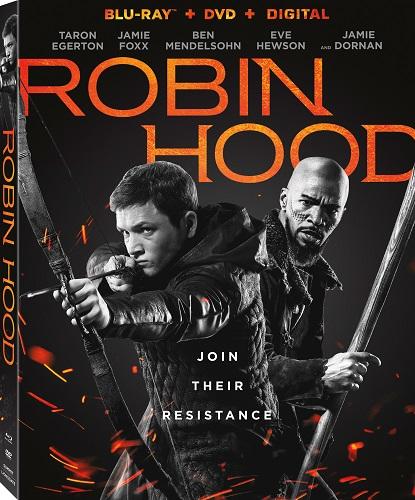 Robin Hood (2018) BDRip x264-GECKOS
