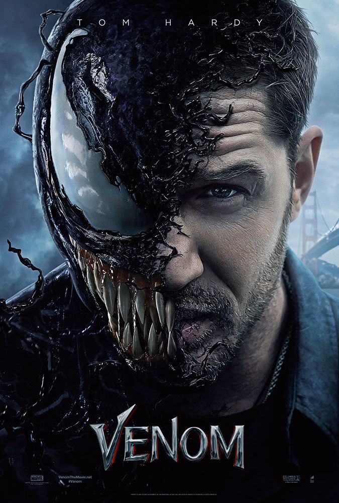Venom 2018 3D 1080p BluRay x264-VETO