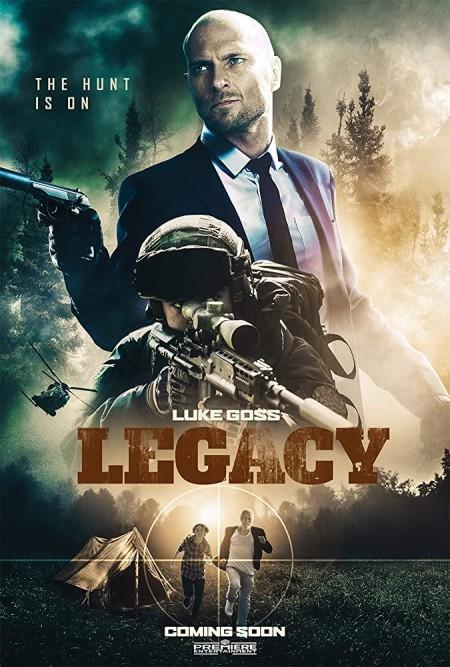 Legacy (2020) HDRip XviD AC3  EVO