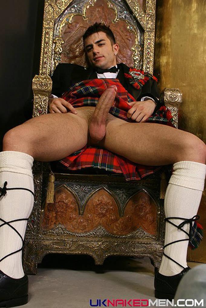 Шотландская порно геи