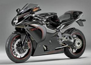 Sepeda Motor Termahal MV Agusta F4 CC