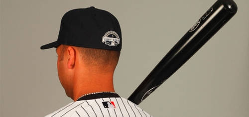 35318821b373080f269f03c1dc2ee4103b88b87 Yankees to wear new baseball cap this season
