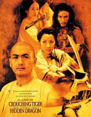 Crouching Tiger Hidden Dragon (HD 1080p) (2000)